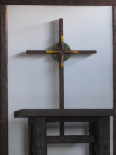 The Cross in the Stone Chapel